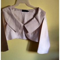 Torerita Vestido De Novia Color Ivory Talla 8 Teri Jon