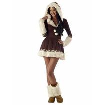 Disfraz Mujer Esquimal 01017