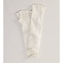 Guantes Largos American Eagle Outfitters Crema Super Bbf