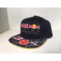 Gorra Puma Red Bull Daniel Ricciardo 2016.