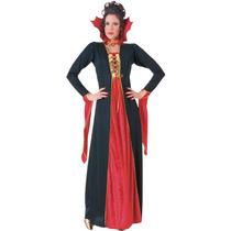 Traje Del Vampiro - Gothic Vampiress Señoras Vestido De Lujo