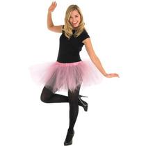 Bailarina Vestido De Fiesta - Damas Tutú Rosado De Hadas Ga