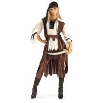 Traje Pirata - Caribe Bebé Señoras Vestido De Lujo