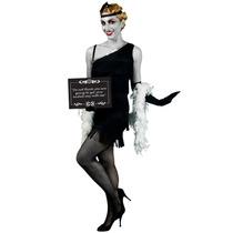 Señoras Flapper Costume - Mcc Película Muda De La Estrella