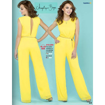 Palazzo Jumpsuit Jumper Ultima Moda Elegante Fashion Sexy