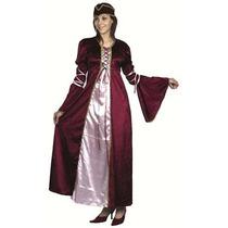 Princesa Costume - Señoras Renacimiento Del Vestido De Lujo