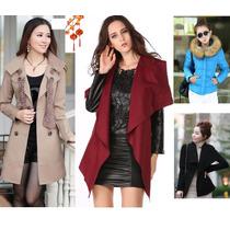 Moda Japonesa Oriental Abrigo Chamarra Gabardina Envi.gratis