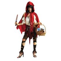 Caperucita Roja Disfraz - Lil Dead Grande