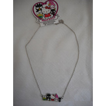 Collar Hello Kitty 40 Aniversario Sanrio! Oferta