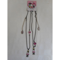 Dos Collares Hello Kitty 40 Aniversario!