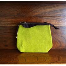 Cosmetiquera Verde Fosforescente-cierrecafé - Hasta 31 Julio