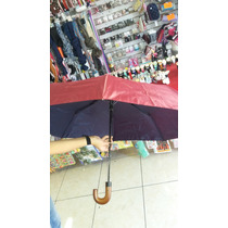 Sombrilla Paraguas De Bolsillo Plegable Automatico Reforzado