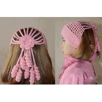 Gorro Banda O Ballerina Crochet