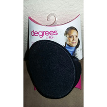 Degrees By 180s Orejeras Color Negro Ajustables /2014