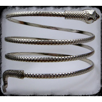 Brazalete Elegante Moda Europea Serpiente