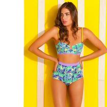Traje De Baño Bikini De Mujer Original Ancora Moda
