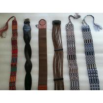 Cinturones Para Dama (anchos)