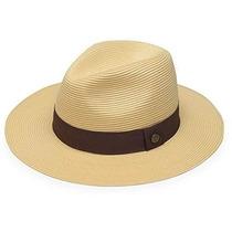 Gorra De La Mujer Wallaroo Frankie Fedora Sombrero De Sol -