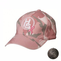 Gorra Rosa Camo Camoflage Caceria Tiro Pink Brown Hunters
