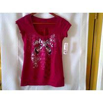 Playera Camiseta Britos Jeans Rocker!!! Nueva C/etiqueta Vbf
