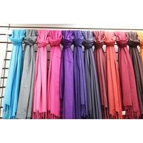 Bufanda Pashmina Mascada En Varios Colores