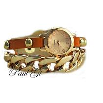 Reloj Brasalete Vintage Excelente Regalo