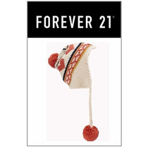 Forever 21 Hermoso Gorrito Para Dama Super Coqueto Unitalla