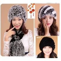 Moda Japonesa Asiatica Oriental Gorros Sombrer Tejidas Frio