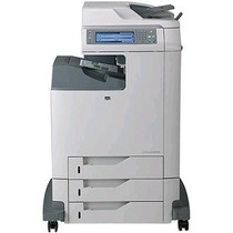 Hp Multifuncional Cm4730 Laserjet Color $5,999.00 Pesos