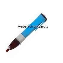 Probador De Corriente Eléctrica 100-240 Vca De Contacto Luz
