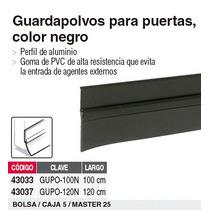 Guardapolvo 100 Cm Color Negro