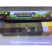 Antorcha O Lampara De Minecraft !!!!