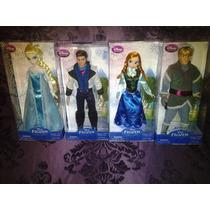 Frozen, Elsa, Hans, Anna, Kristoff - Classic Doll Collection