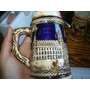 Hermoso Tarro Para Cerveza Aleman Fayenza Arms Of York