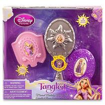 Enredados Rapunzel Disney Cepillo Musical Juguete Muñeca