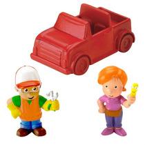 Handy Manny La Camioneta En Su Blister Sellado