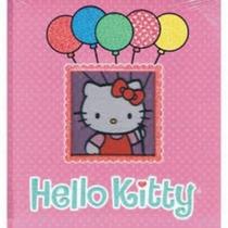 Hello Kitty Libro De Cuentos Hojas Y Pasta Gruesa Acojinada