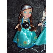 Princesas Ana Y Elsa De Frozen Fiebre Congelada $135 Mayoreo