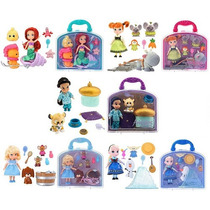 Muñecas Animators Princesas Mini 5 Modelos Disney Store