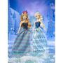 Frozen Set De Muñecas Elsa Y Ana Original Disney