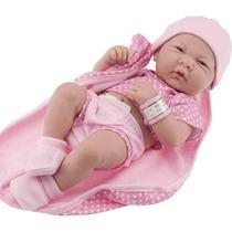 Bebe La Newborn Baby Doll