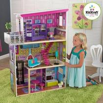 Casa De Muñecas Kidkraft Super Model Nueva