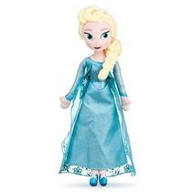 Muñeca Elsa De Frozen De 50 Cm Originales Al Mejor Precio