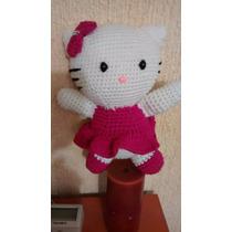 Muñecas De Estambre Hello Kitty, Forzen, Maléfica Y Mas