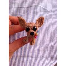Chihuahua Perro Personalizados,muñecos Crochet Tejidos