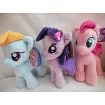 Peluches My Little Pony Originales! Unicos