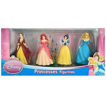 Princesas Disney Figuras De Colección Remate!