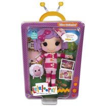 Lalaloopsy Pillow Featherbed Bea Spells A Lot Jewel Sparkles