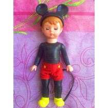 Madame Alexander Figura De Mickey Mouse Del Mc Donalds