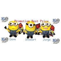 Despicable Me 2 Colección Minions Dave Stewart Jorge Igo!!!